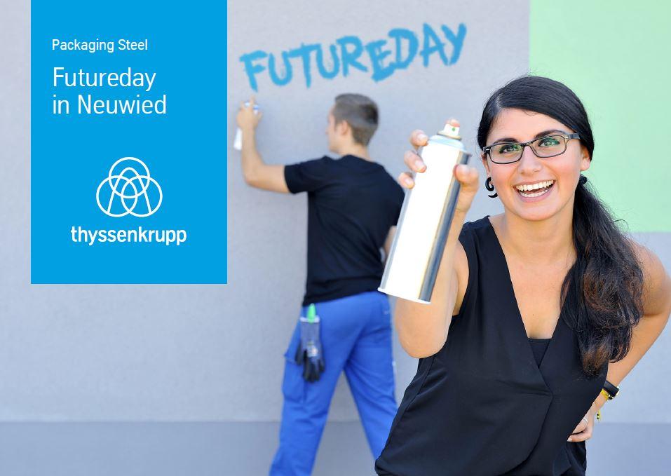 Futureday – Mach dir ein Bild von unserer Ausbildung!