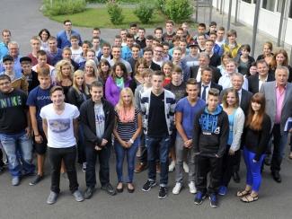 Herzlich Willkommen zu DEINER Ausbildung bei ThyssenKrupp Rasselstein!!!