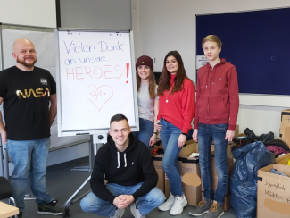 Be a hero – it´s a simple thing!