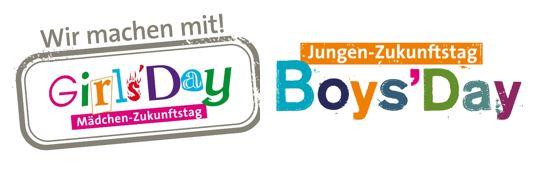 Girls' Day und Boys' Day, Donnerstag, 22. April 2021